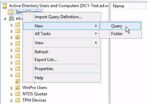 Find disabled Active Directory User accounts