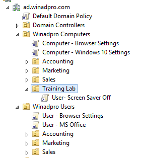 Group Policy Best Practices