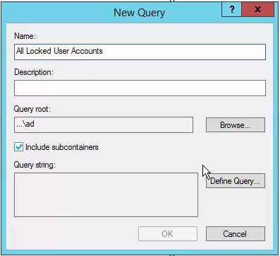 2 Simple Ways to Find All Locked User Accounts in Active