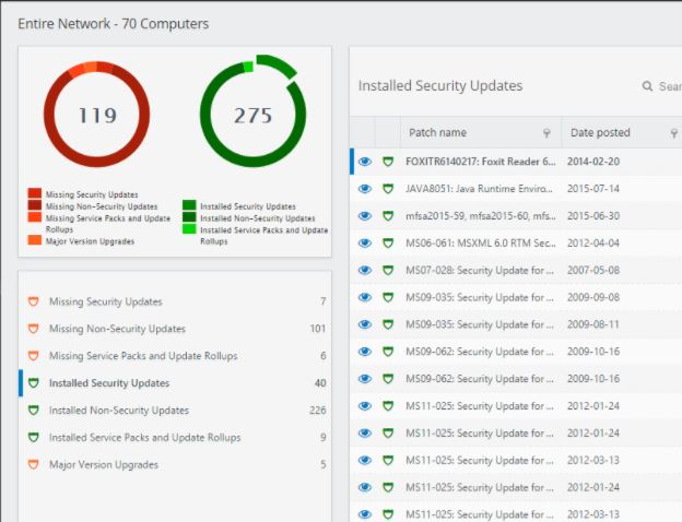 Top 6 Patch Management Software Compared (2019 Updated)