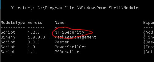 How to install PowerShell modules