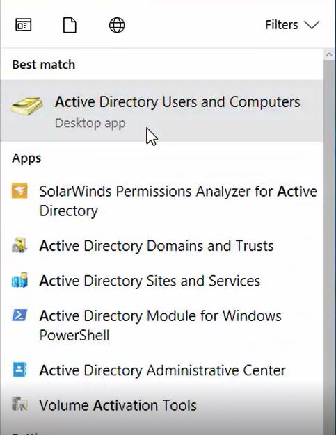 Install (RSAT) Remote Server Administration Tools on Windows 10