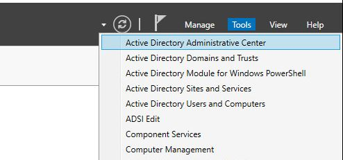 How to Enable Active Directory Recycle Bin (Server 2016)