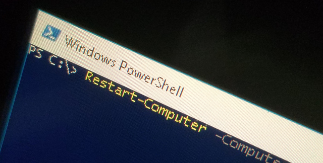 How to Restart or Shutdown a Remote Computer