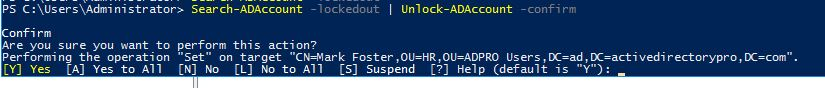 Quickly Unlock AD User Accounts with PowerShell