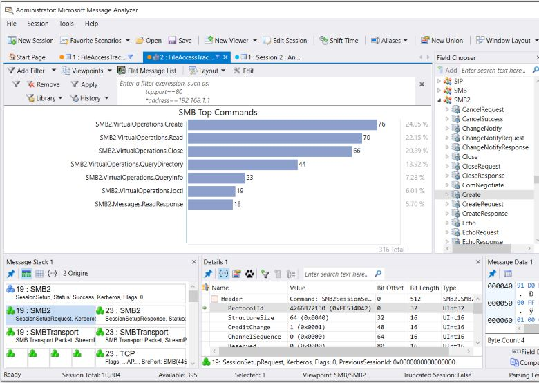 5 Effective Application and Network Traffic Analyzers