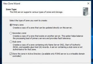 Windows Server DNS Zones Explained on