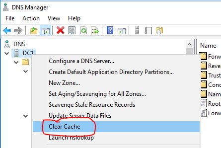 How to Clear Windows DNS Cache (Server & Workstations)