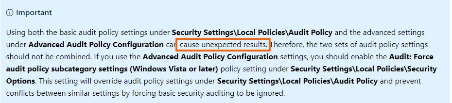 Top 11 Windows Audit Policy Best Practices