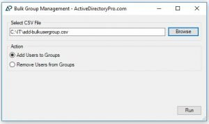 AD-Bulk-Group-Management-Tool