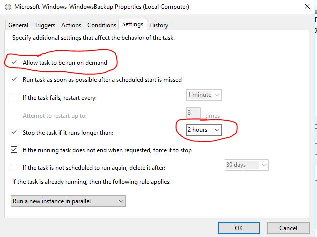Backup Active Directory (Full and Incremental Backup)